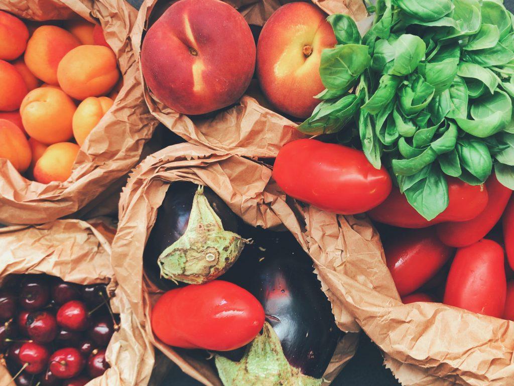 Fresh Food Website