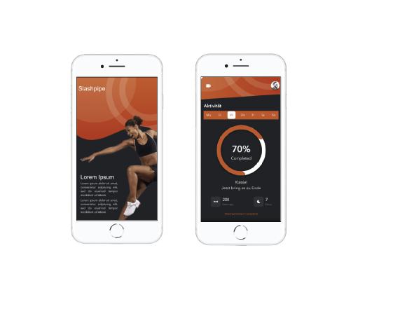 Fitness and Sport App